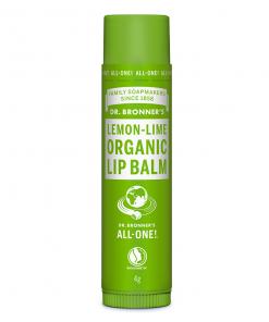 Lūpų balzamas Lemon-Lime Dr Bronner's