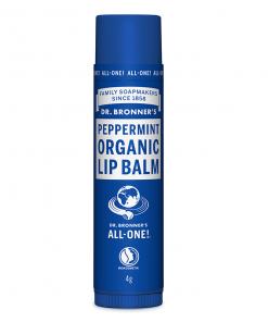 Lūpų balzamas Peppermint Dr Bronner's