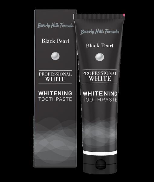 Profesionali balinamoji dantų pasta Beverly Hills Black Pearl