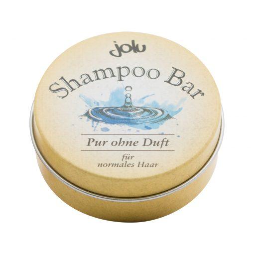 Kietas šampūnas Jolu normaliems plaukams neutalus 50 gr.