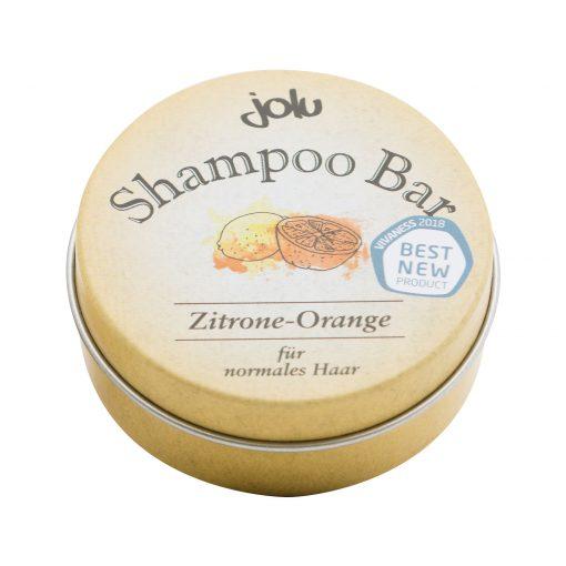 Kietas šampūnas normaliems plaukams Jolu 50 gr.