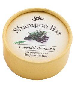 Kietas plaukų šampūnas Lavanda Rozmarinas