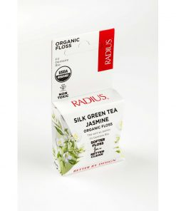 Radius dantų siūlas Green Tea Jasmine
