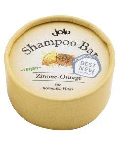 Jolu kietasis plaukų šampūnas su citrina ir apelsinu