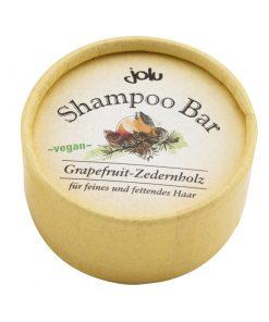 Jolu kietas plaukų šampūnas Greipfrutas