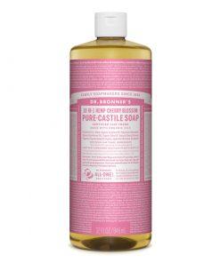 Dr.Bronner's ekologiškas muilas Cherry Blossom 945 ml