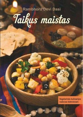Knyga ''Taikus maistas''